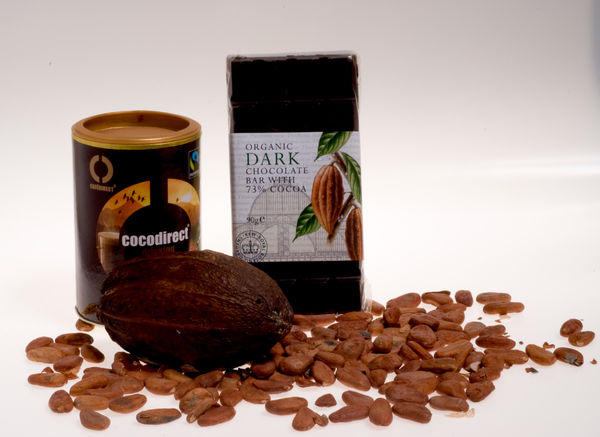 Chocolate products. © RBG KEW