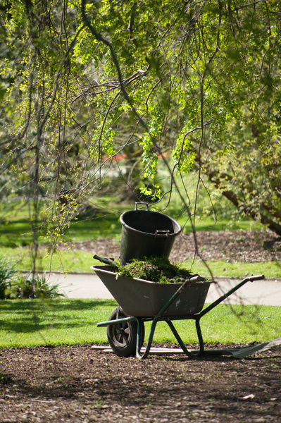 Gardening equipment, RBG Kew. © RBG KEW