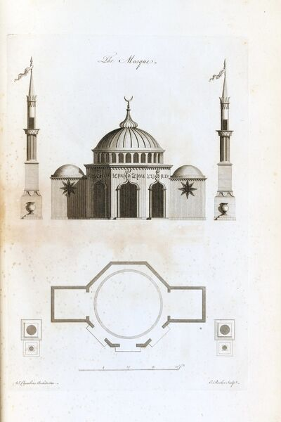 'The Mosque'. © RBG KEW
