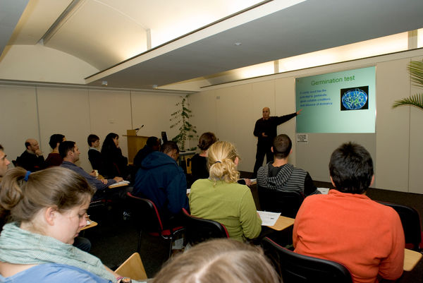 MSB training course. © RBG KEW