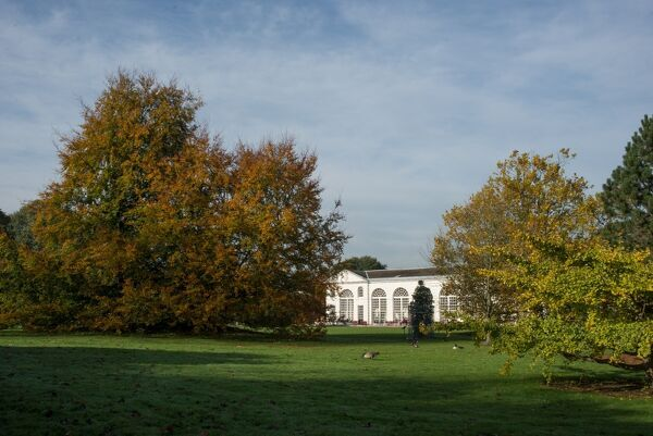The Orangery. © RBG KEW