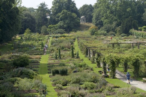 The Order Beds. © RBG KEW