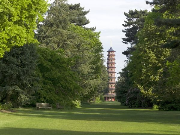 The Pagoda at Kew. © RBG KEW