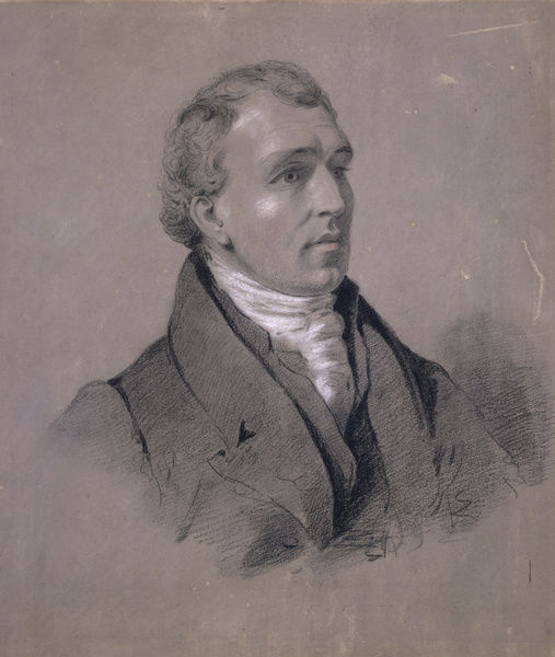 Portrait of David Douglas, F.L.S. (1799-1834) by Daniel Macnee.. © RBG Kew