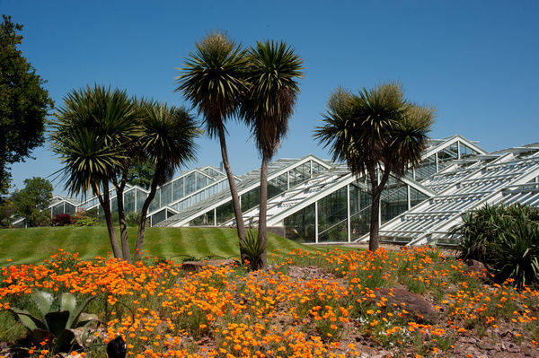 Princess of Wales conservatory. © RBG KEW