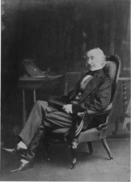 Sir William Hooker. © RBG KEW