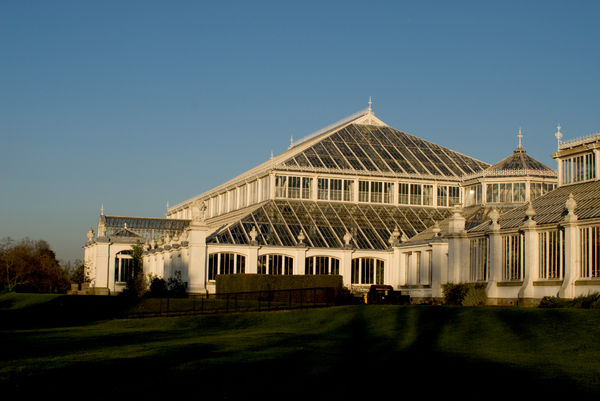 Temperate House Exterior. © RBG KEW