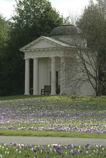 Temple of Bellona. © RBG KEW