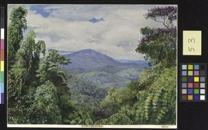 53. View of the Piedade Mountains, from Congo, Brazil.