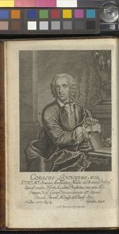 Carl von Linnaeus, Swedish botanist and taxonomist