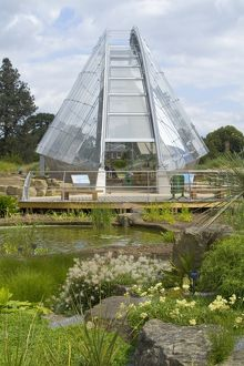 Davies Alpine House at Kew Gardens