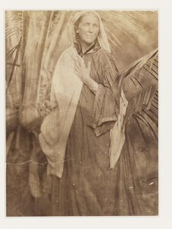 Marianne North by Julia Margaret Cameron