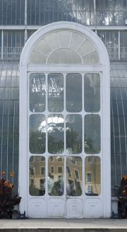 Palm House door,