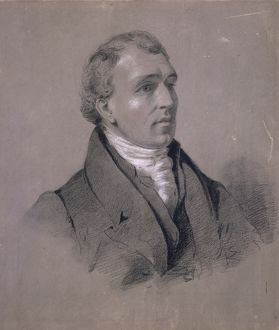 Portrait of David Douglas, F.L.S. (1799-1834) by Daniel Macnee.