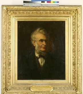 Portrait of George Bentham (1800 -1884)