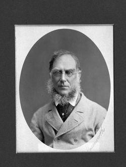 Portrait of Sir Joseph Dalton Hooker (1817-1911)