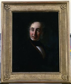 Portrait of Sir William Jackson Hooker
