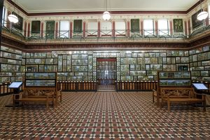 Restored Marianne North Gallery Interior