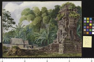 703. Small Hindu Temple of Kidel, Java