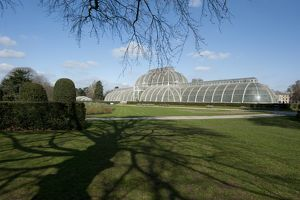 Palm House in spring