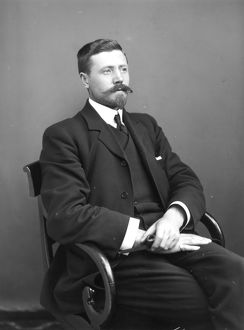 Portrait of E H Wilson