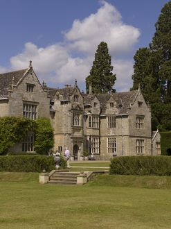 Wakehurst Place Mansion
